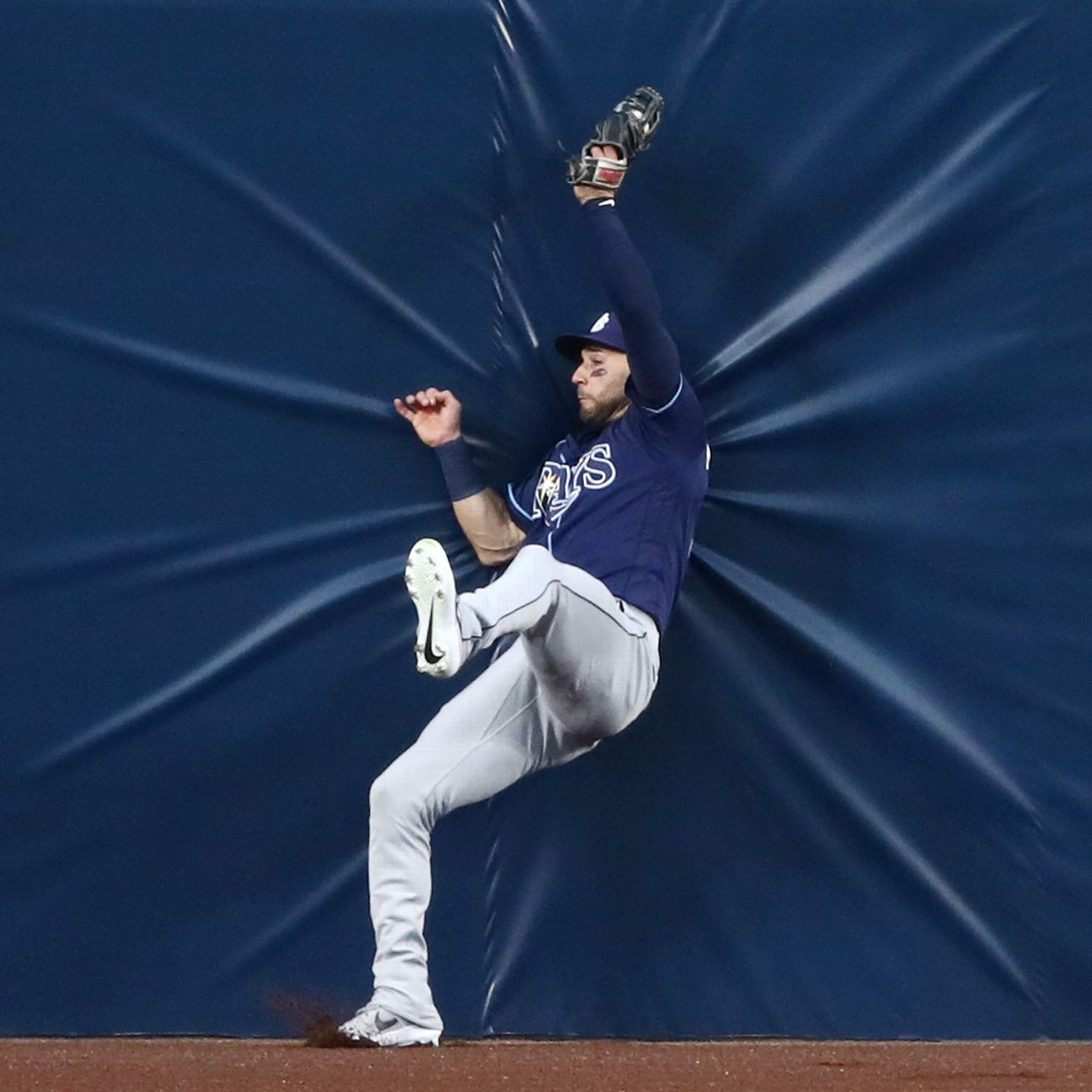 Kiermaier 'surprised ... upset' at Gold Glove snub