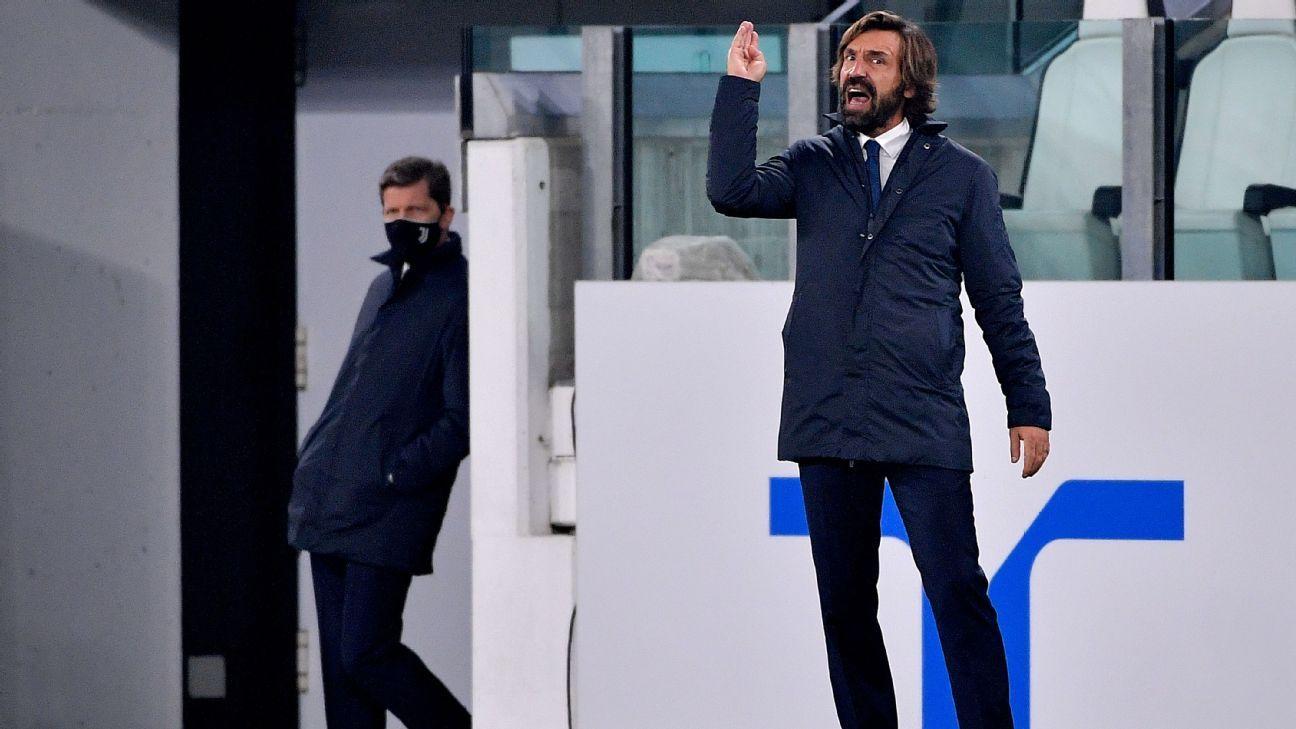Pirlo howls at Juve play: We shouldn't need a 'slap'