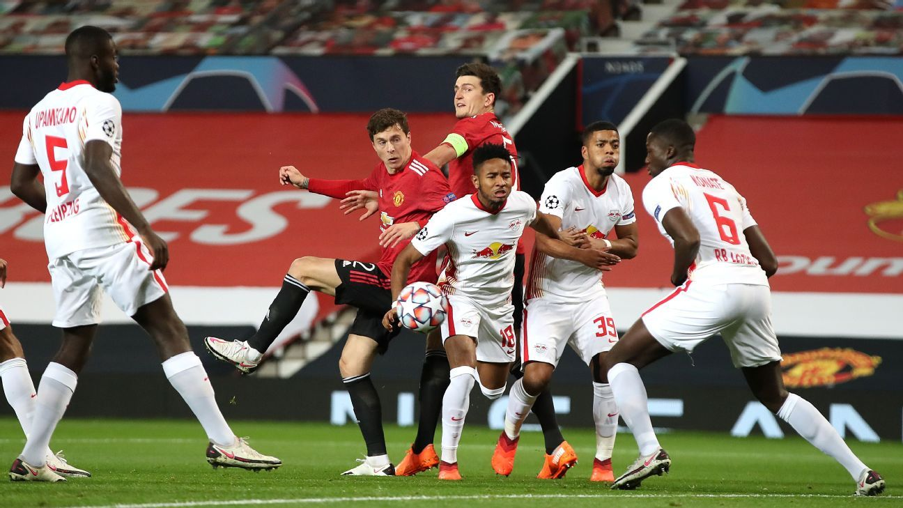 Man United, Real Madrid could bow out of UCL in pivotal week