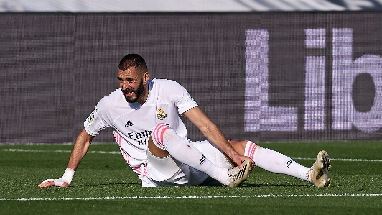 Champions League matchday 3: Real Madrid can't afford to fail vs. Inter