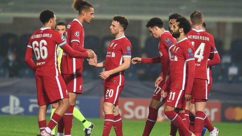 atalanta vs liverpool football match summary november 3 2020 espn atalanta vs liverpool football match