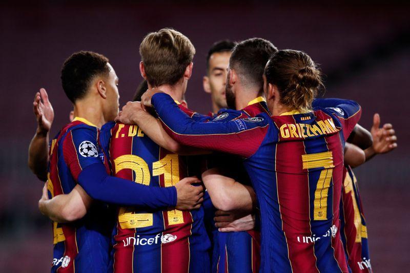 The Best Barcelona Vs Dynamo Kyiv Highlights