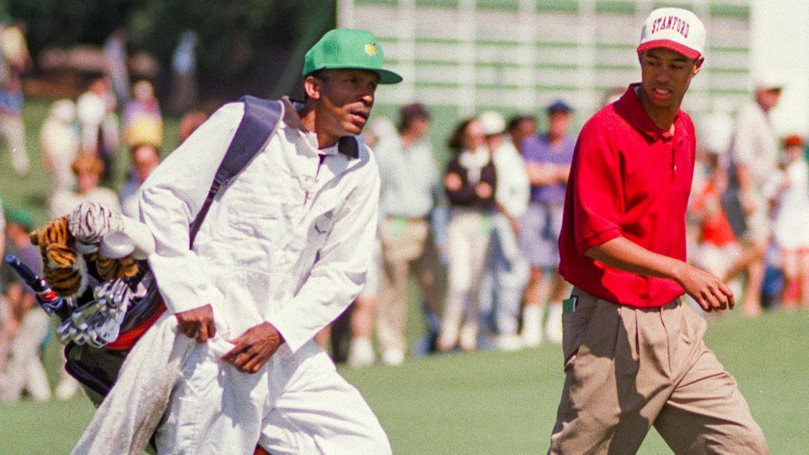 The journey of Tiger Woods' first Masters caddie Tommy Bennett – ESPN