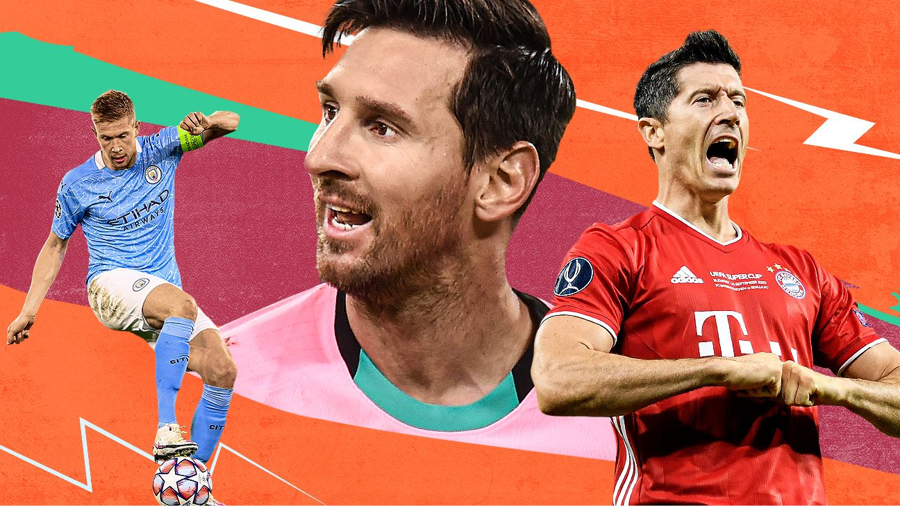 FC 100: Liverpool, Bayern dominate, USMNT stars break into our annual ranking of soccer's best players