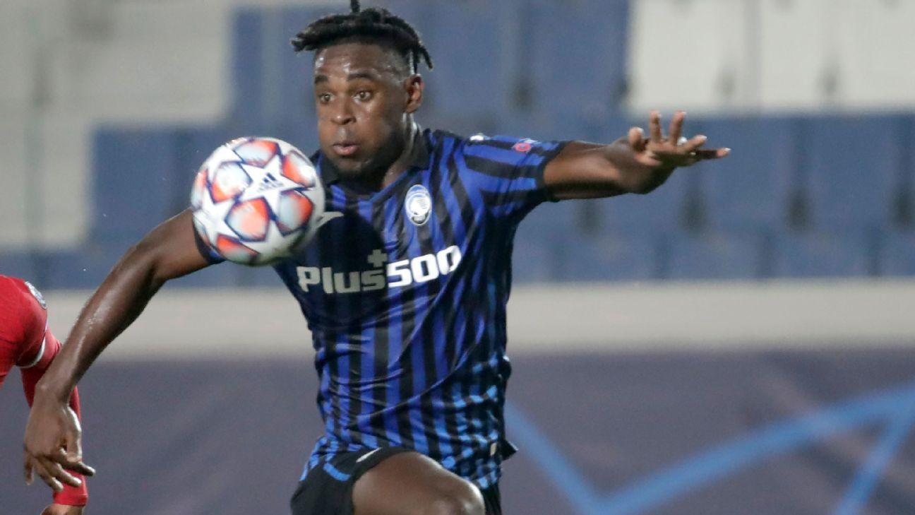 Atalanta revivió en la UEFA Champions League y necesita otra victoria para acercarse a octavos
