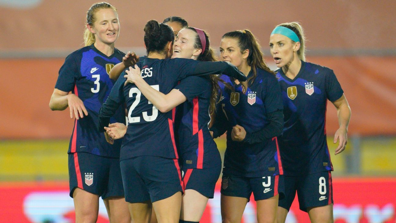USWNT part of new CONCACAF women's event