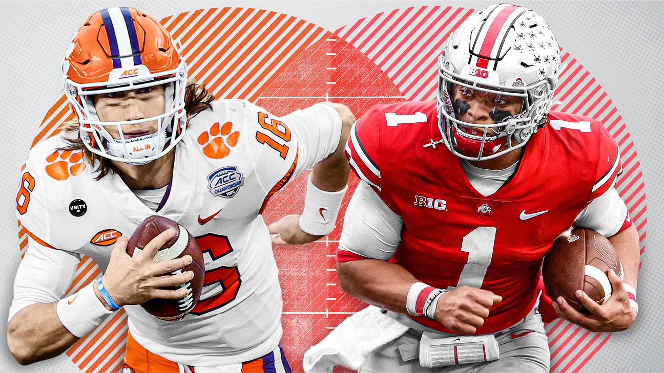Meet the 2021 NFL draft quarterbacks: Stats and what you ...