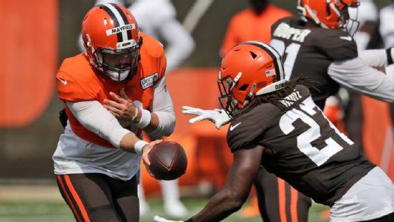 Browns cierran sus instalaciones por nuevo caso de COVID-19 en su cuerpo de entrenadores