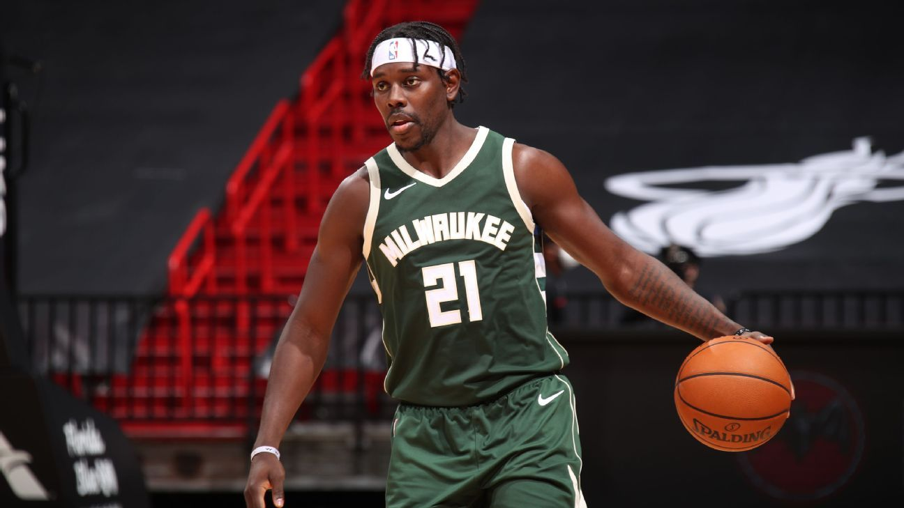 Bucks, Holiday reach deal worth up to $160M