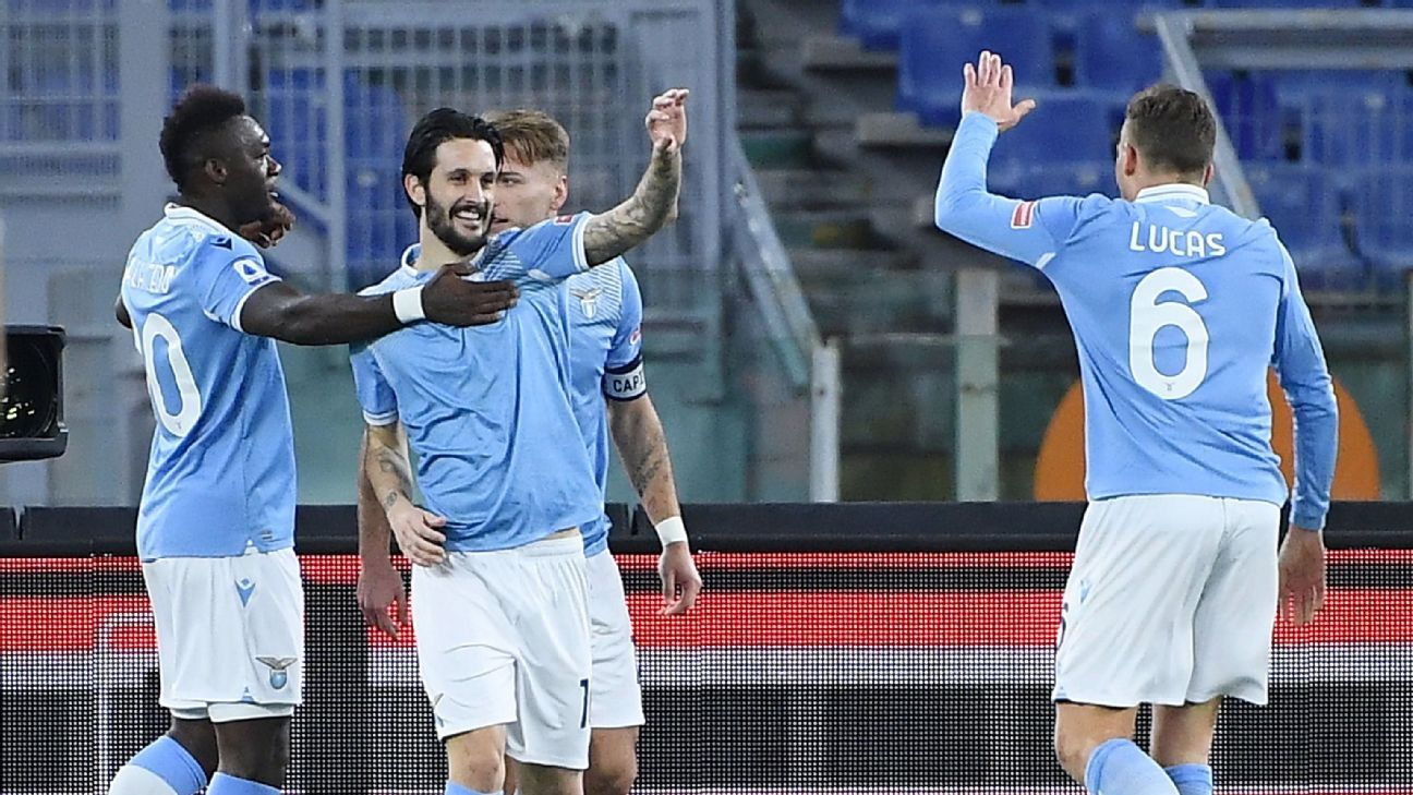 Lazio vs. AS Roma - Reporte del Partido - 15 enero, 2021 - ESPN