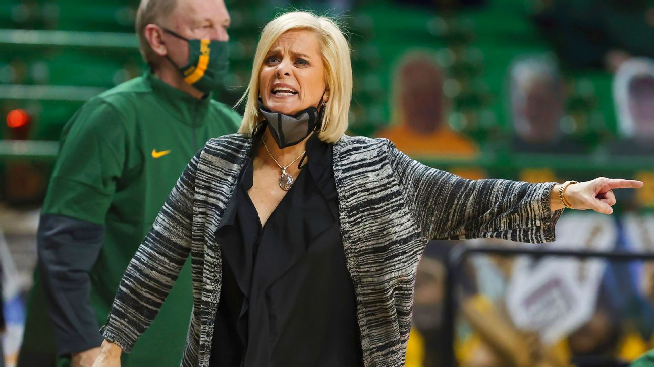 Mulkey on NCAA: 'Almighty dollar' trumps health