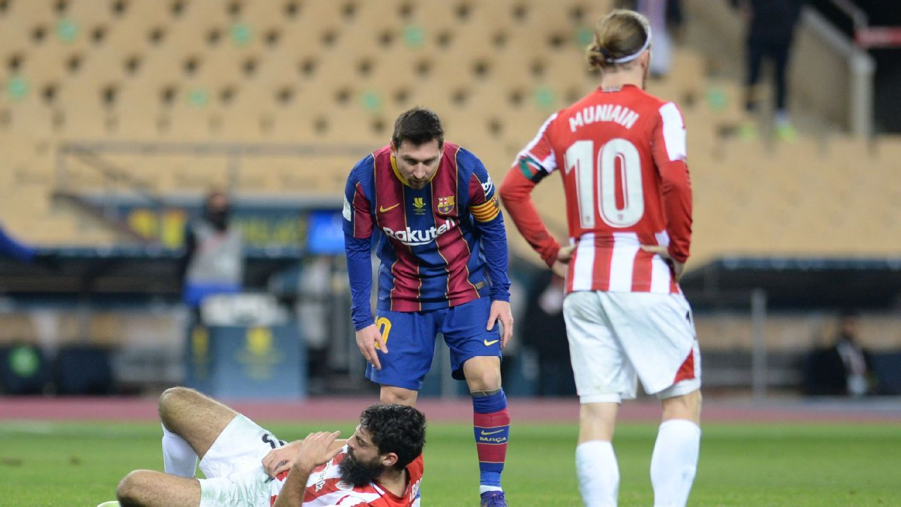 Messi could face 4-match ban for red card