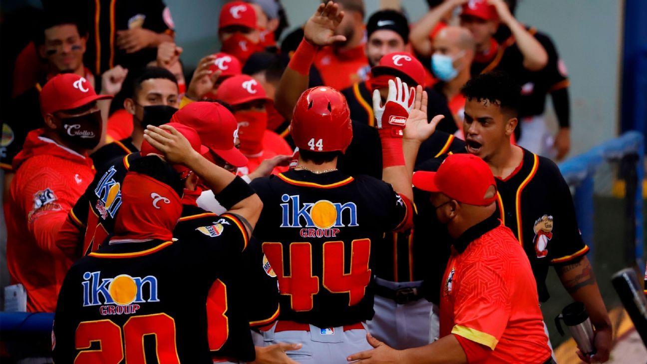 Criollos barre en cuatro juegos a Indios y conquista su campeonato 19 en  LBPRC