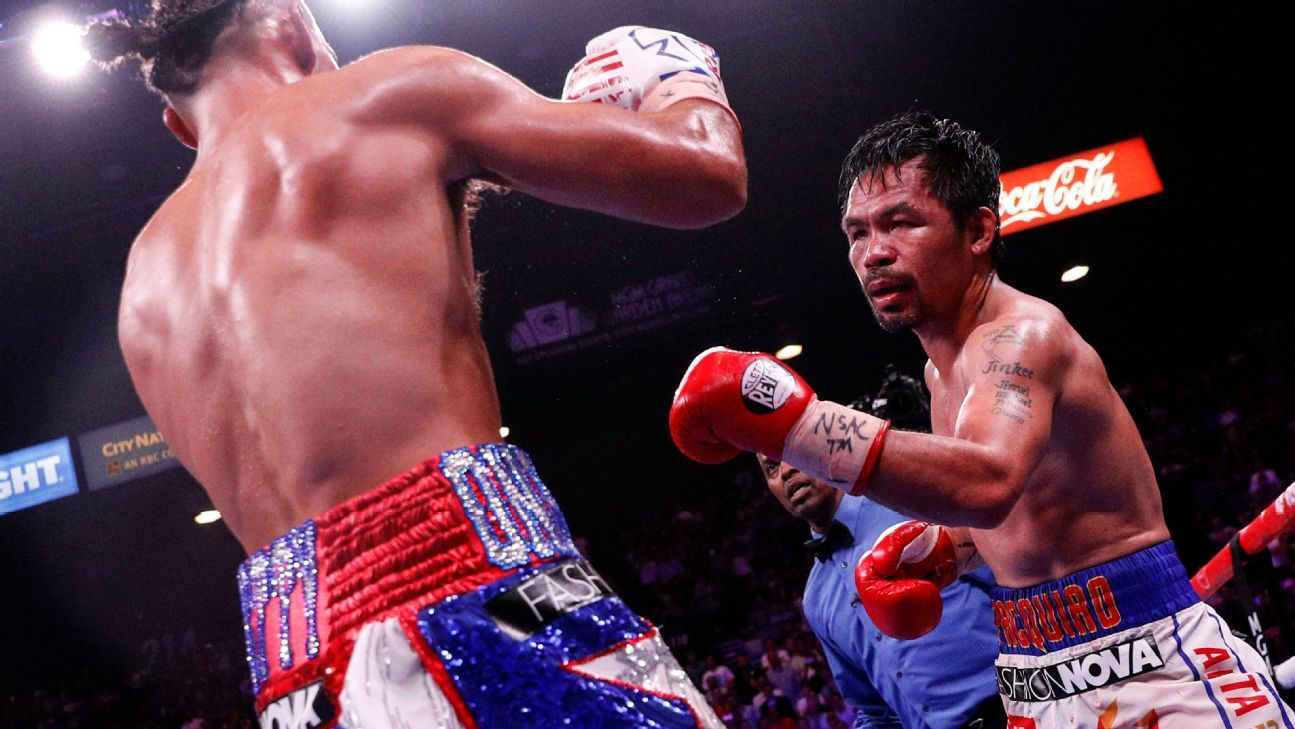 Who's next for Manny Pacquiao?