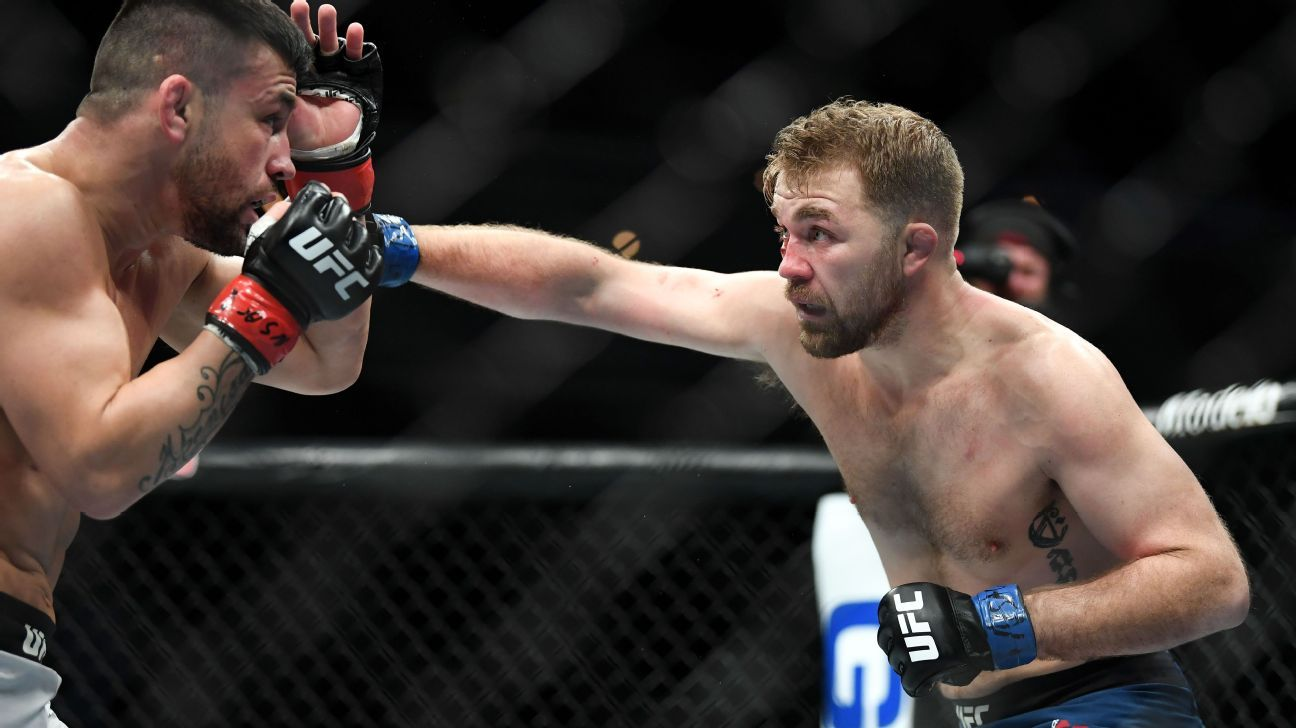 Ex-UFC fighter Bryan Caraway charged in alleged theft of Miesha Tate's ATV - ESPN