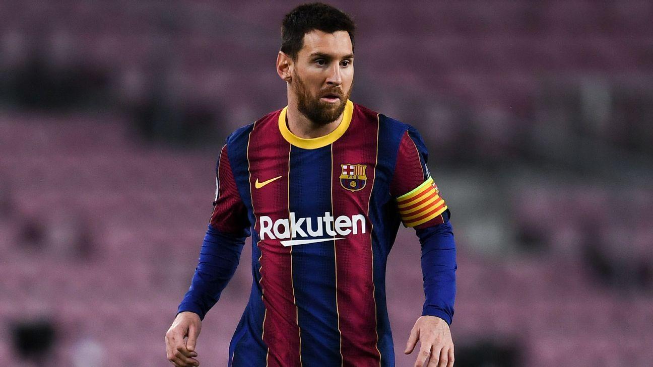 Barcelona presidential hopeful Joan Laporta: Lionel Messi leaves if I don't win - ESPN India