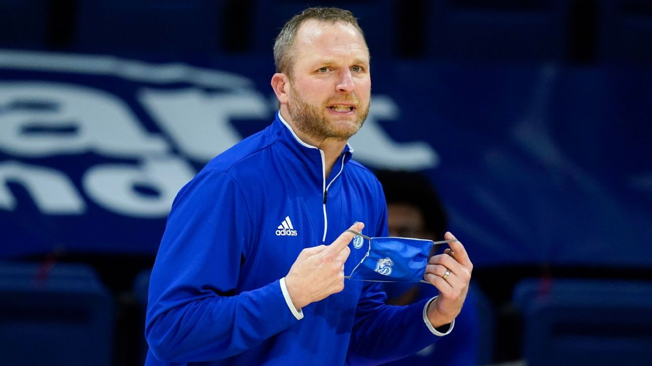 Drake Bulldogs reach MVC men's basketball semifinals after game vs. Northern Iowa Panthers canceled