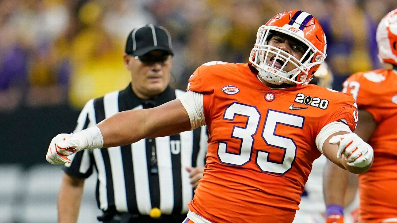 Clemson's Justin Foster retires, citing issues with asthma, COVID-19