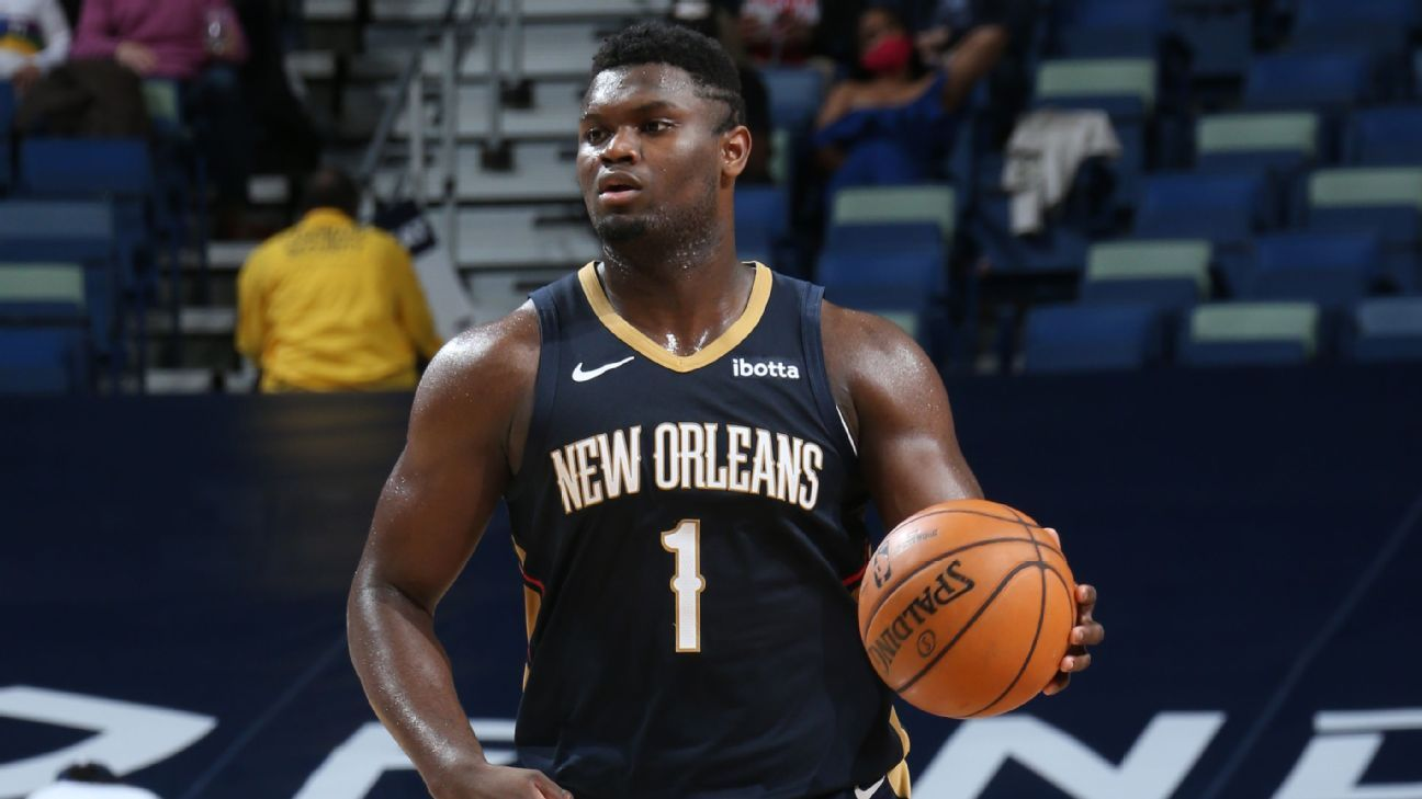 Zion Williamson out indefinitely with fractured finger as Pelicans blame injury on officiating - ESPN