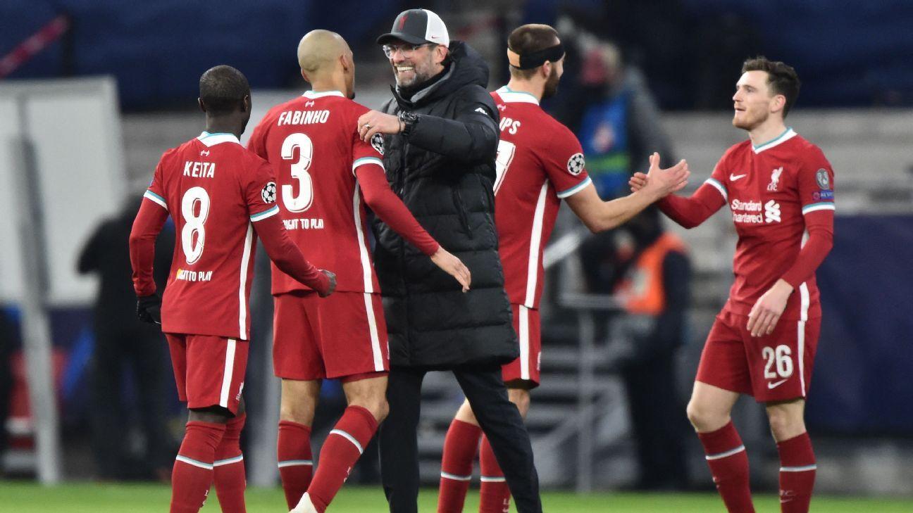 Liverpool, Klopp need Istanbul magic in Champions League - ESPN India