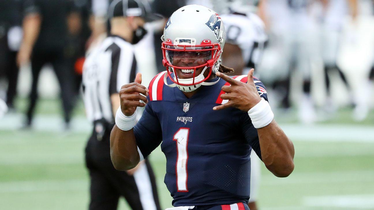 Fuentes: Cam Newton acuerda volver con los Patriots