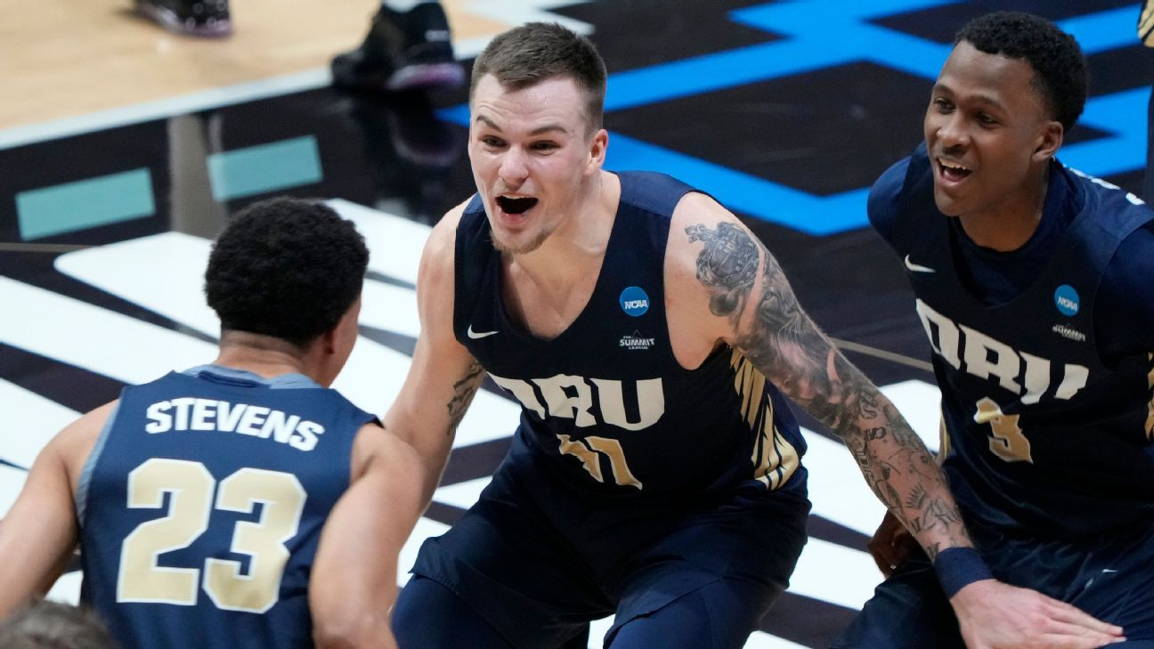 Who will be the Oral Roberts of Saturday's March Madness games? – ESPN
