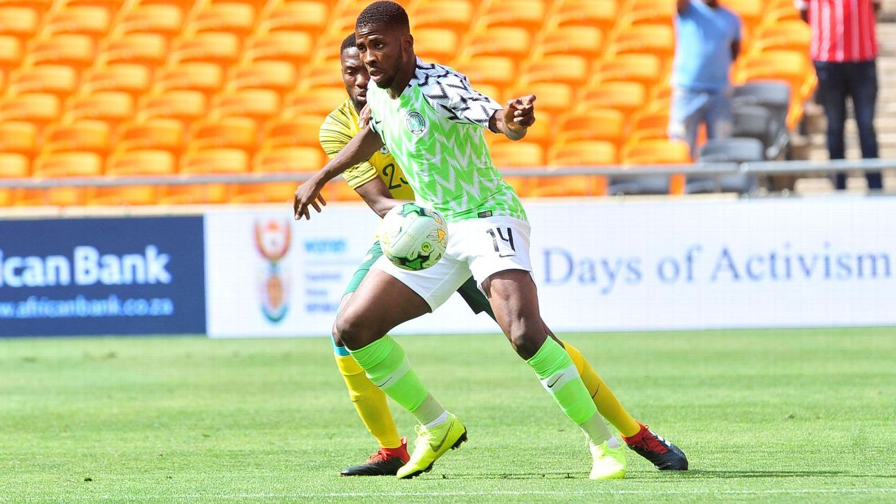 WCQ: Eagles Begins Campaign With Victory Over Liberia