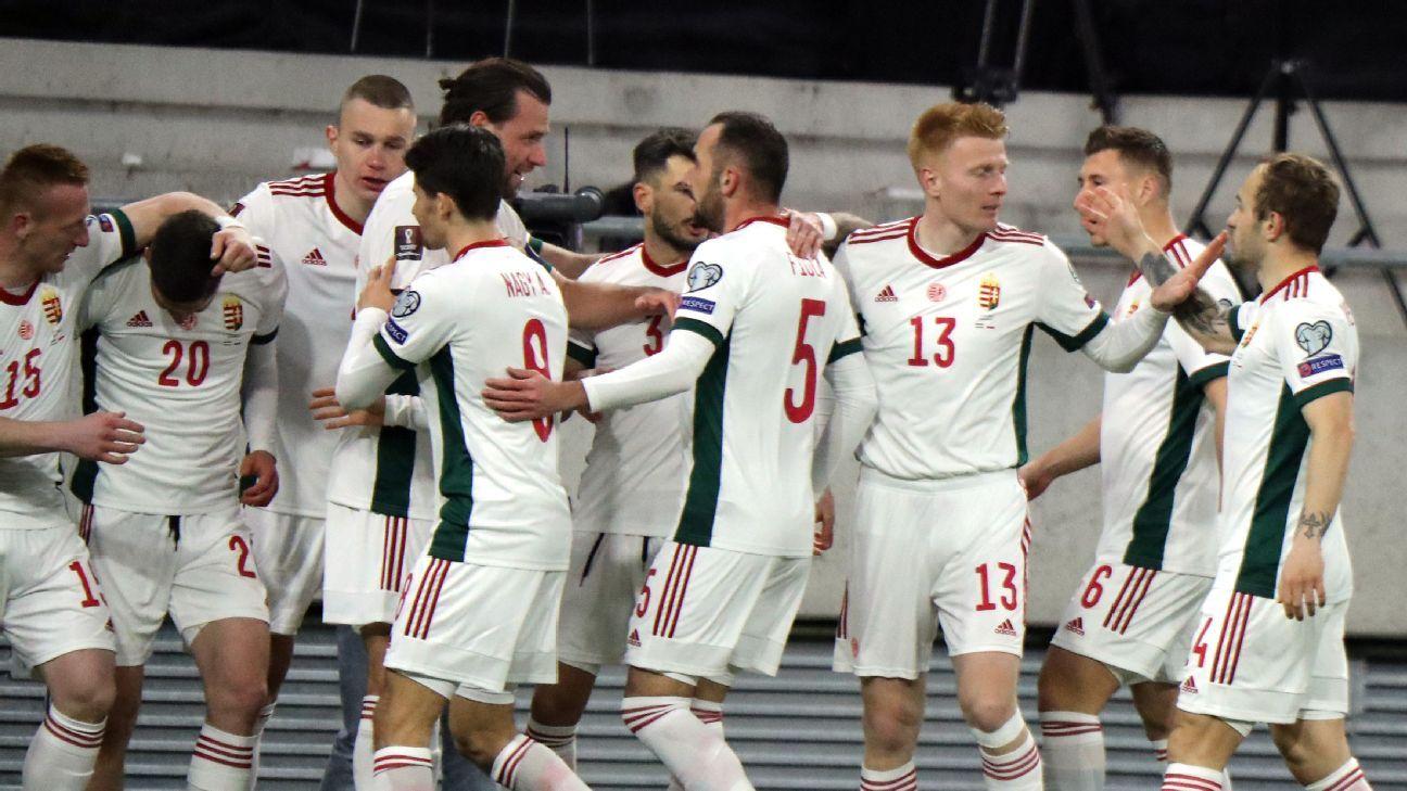 Hungary vs. Poland - Football Match Report - March 25, 2021 - ESPN