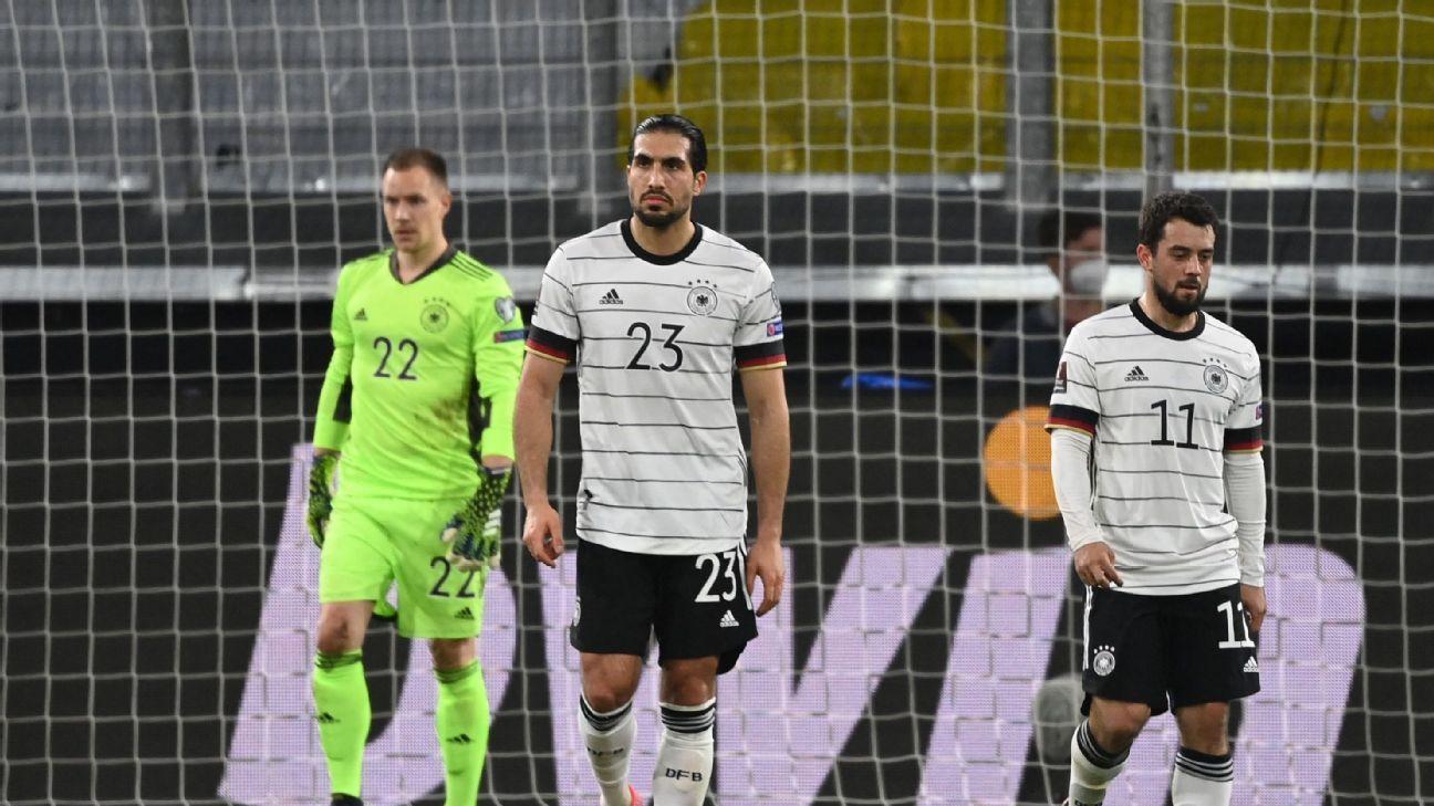 Germany vs. North Macedonia - Football Match Report - March 31, 2021 - ESPN