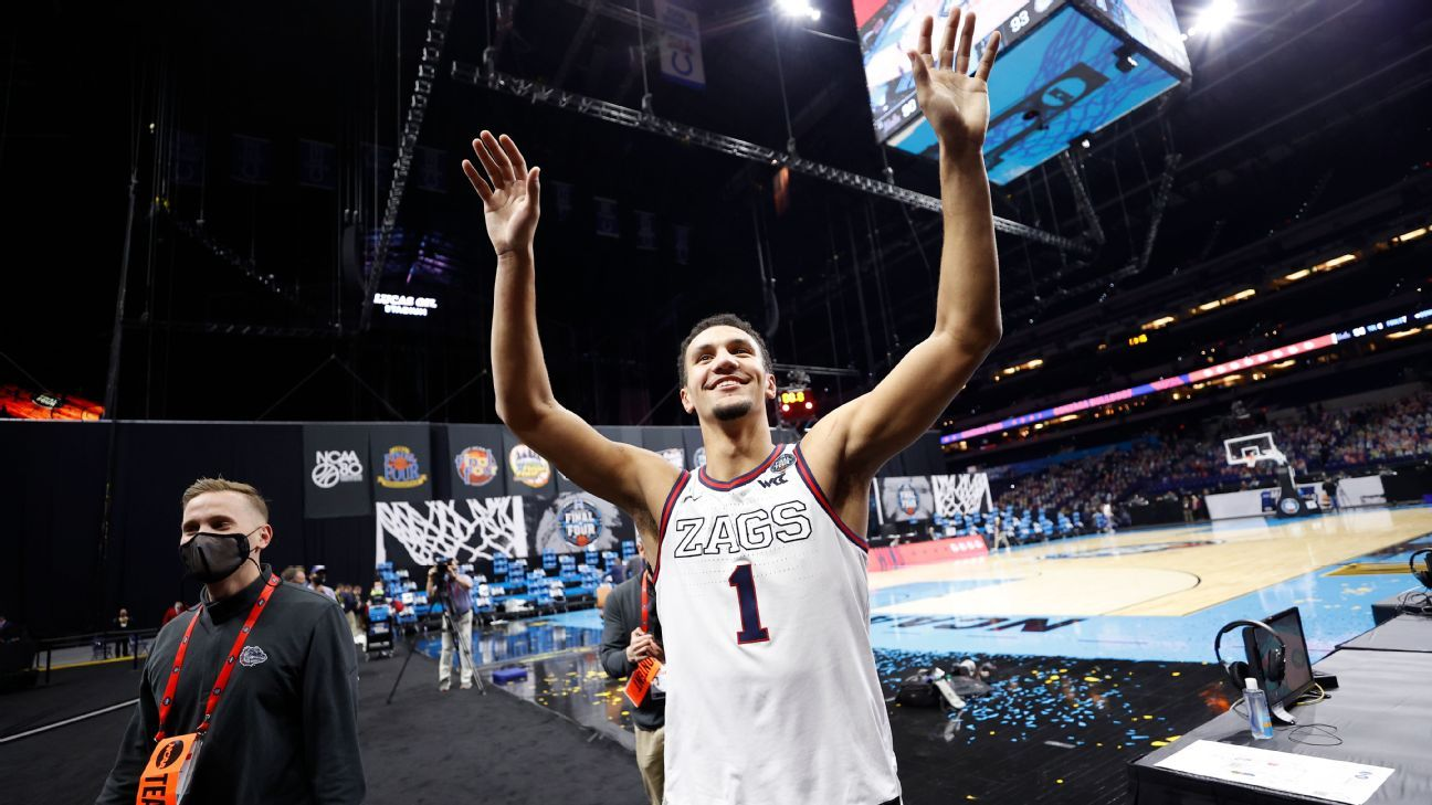Men's national championship: Gonzaga-Baylor matchup is two years in the making