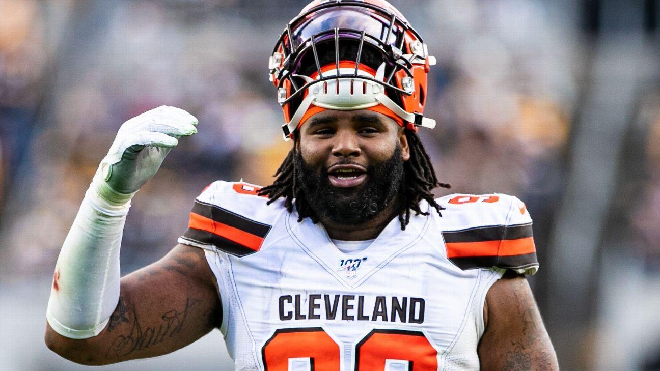 Cleveland Browns release DT Sheldon Richardson save $11M vs. salary cap – ESPN