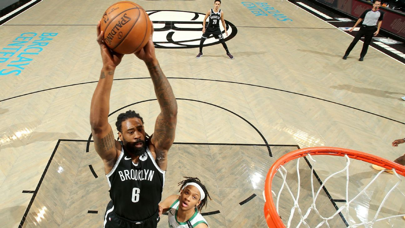 DeAndre Jordan intends to sign with Los Angeles Lakers after sign-and-trade, buyout