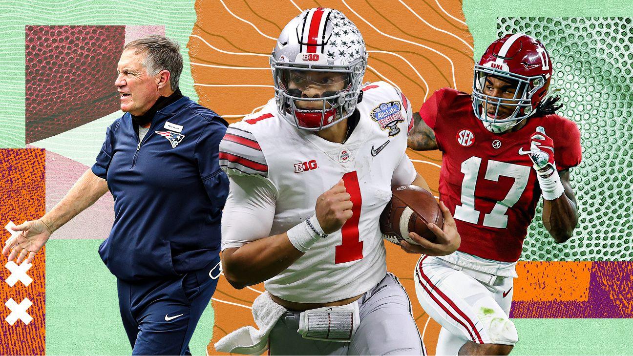 NFL mock draft 2021: Mel Kiper's final predictions for top 32 picks including surprise quarterback fits and three trades – ESPN