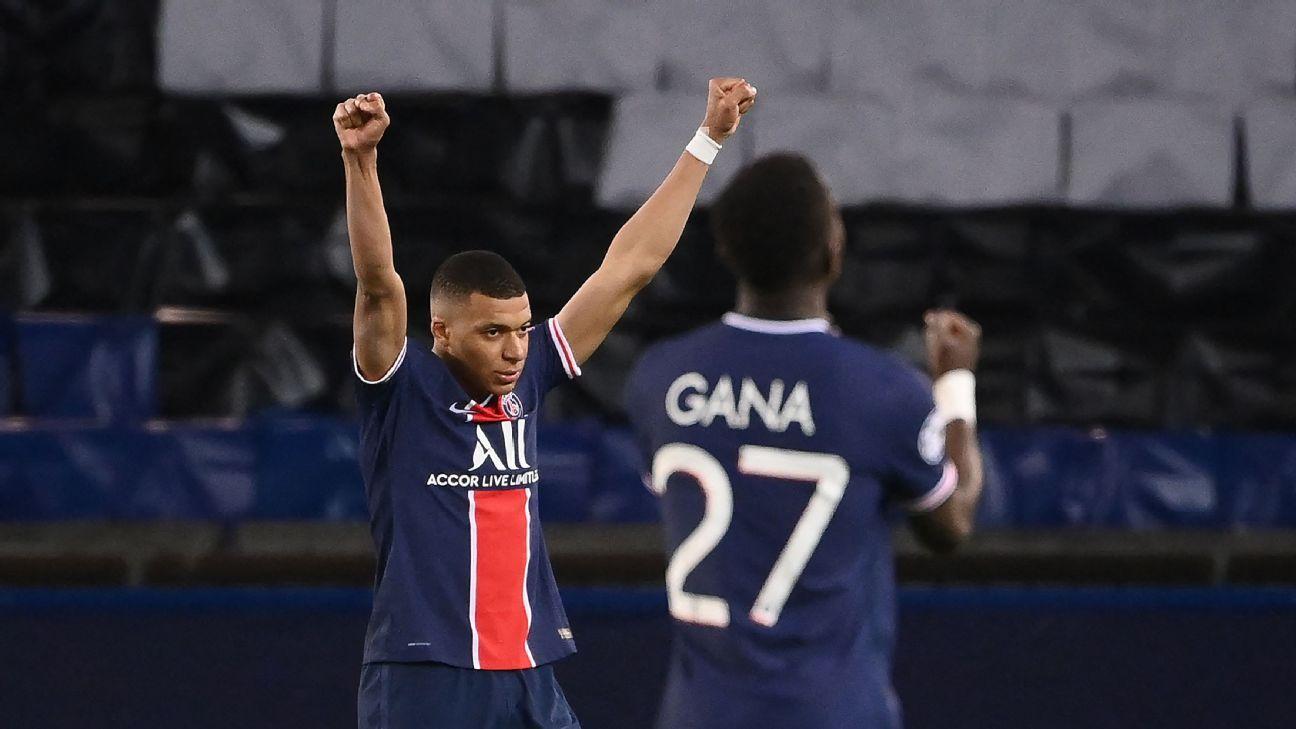 Next in Mbappe, PSG's Champions League quest? It's Man ...