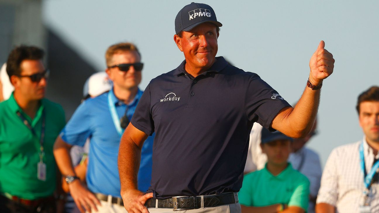 Phil Mickelson, Fred Couples to be vice captains for Ryder ...