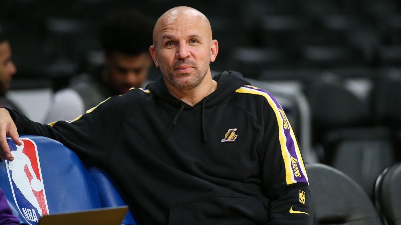 Kidd says he won't vie to become Blazers' coach thumbnail