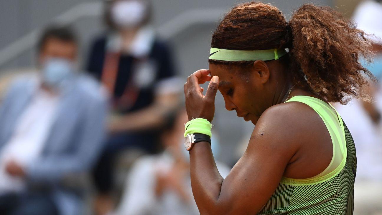 After Paris exit, Wimbledon now looms large for Serena Williams thumbnail