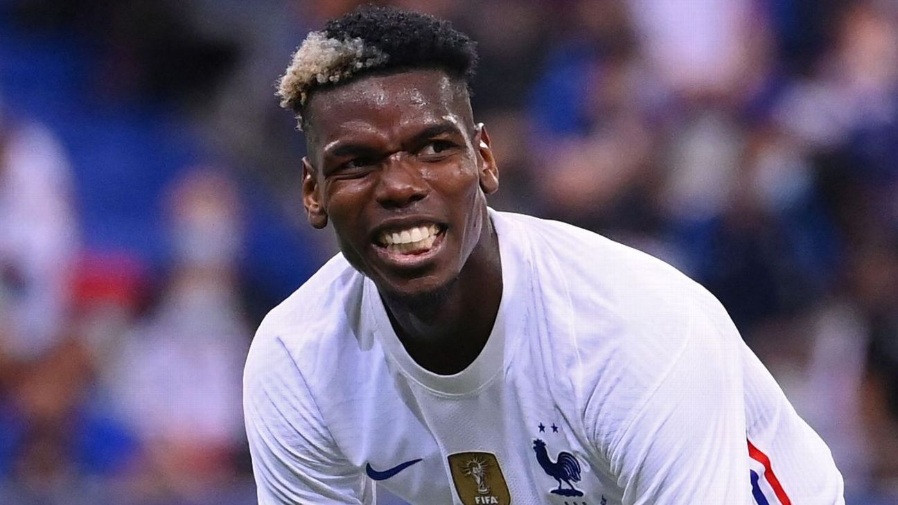 Paul Pogba - Manchester United hasn't offered a new contract - ESPN