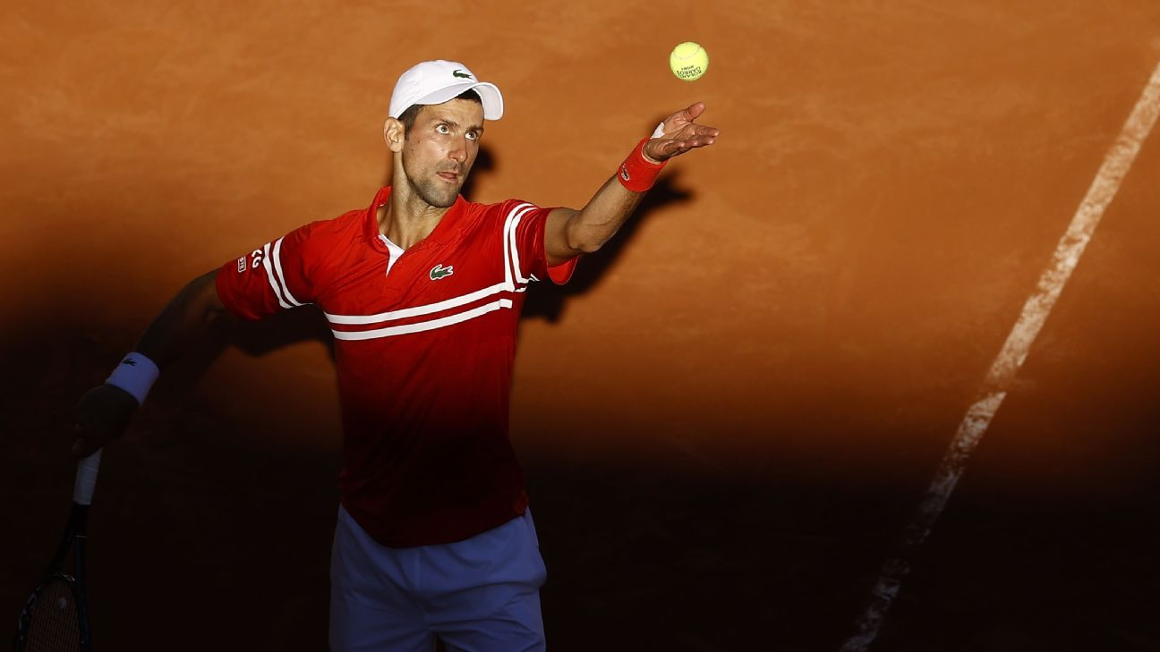 How Novak Djokovic stormed back to beat Stefanos Tsitsipas at the French Open
