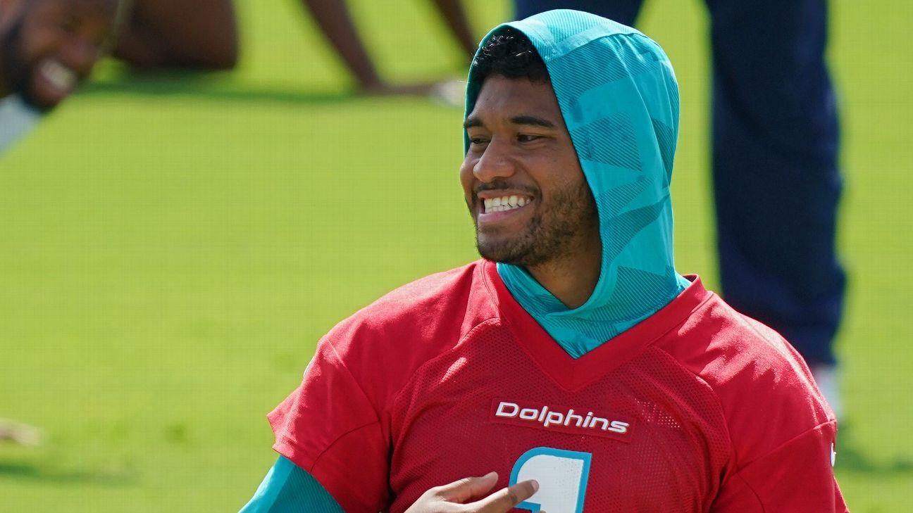 Dan Marino on Tua Tagovailoa leading Dolphins to a Super Bowl: 'I hope he does'