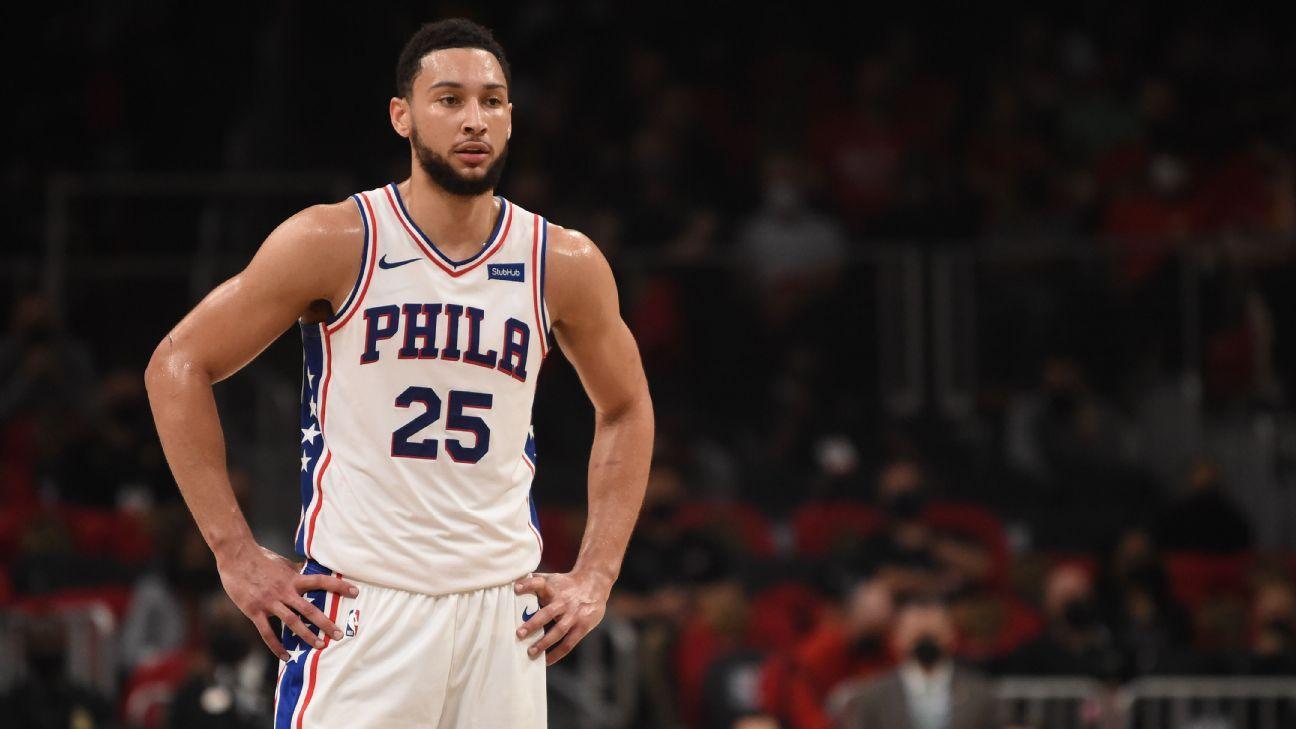 Philadelphia 76ers have plan to address Ben Simmons' shooting woes Doc Rivers says – ESPN Australia