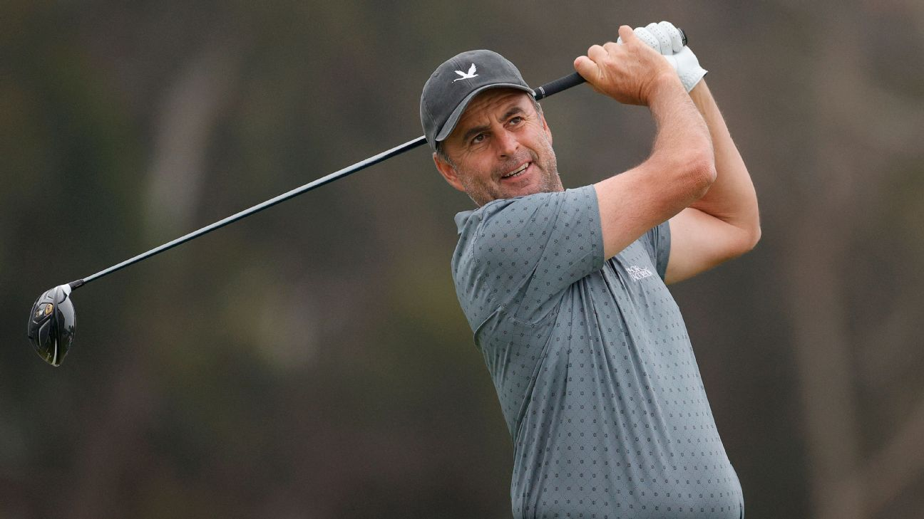 Richard Bland proving patience pays off after surging to top of U.S. Open leaderboard – ESPN