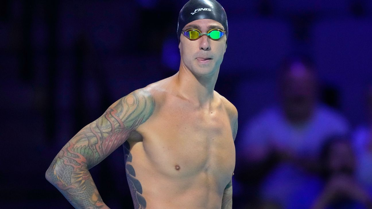 Olympian Ervin fails to advance at swim trials