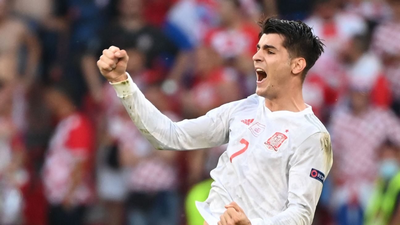 Don't write off Spain when they take on favourites Italy in the Euro 2020 semifinal