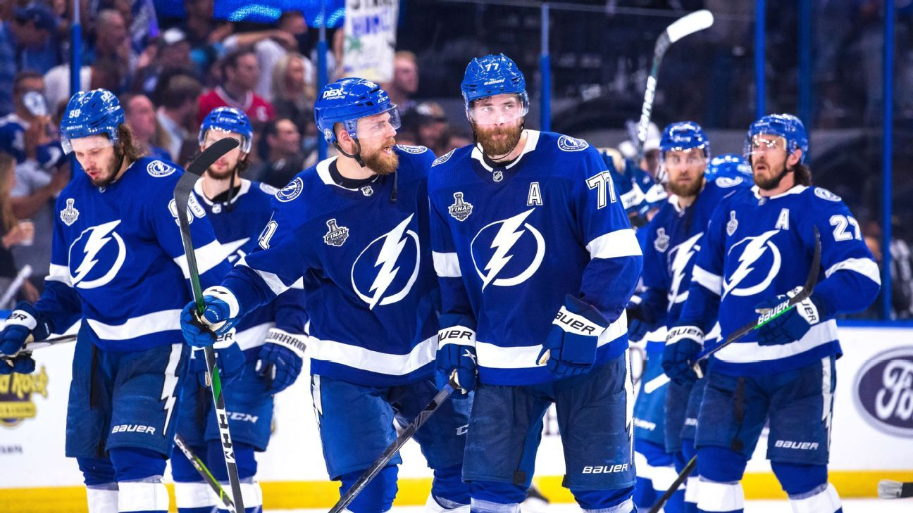 Lightning to host Penguins in NHL '21-22 opener thumbnail
