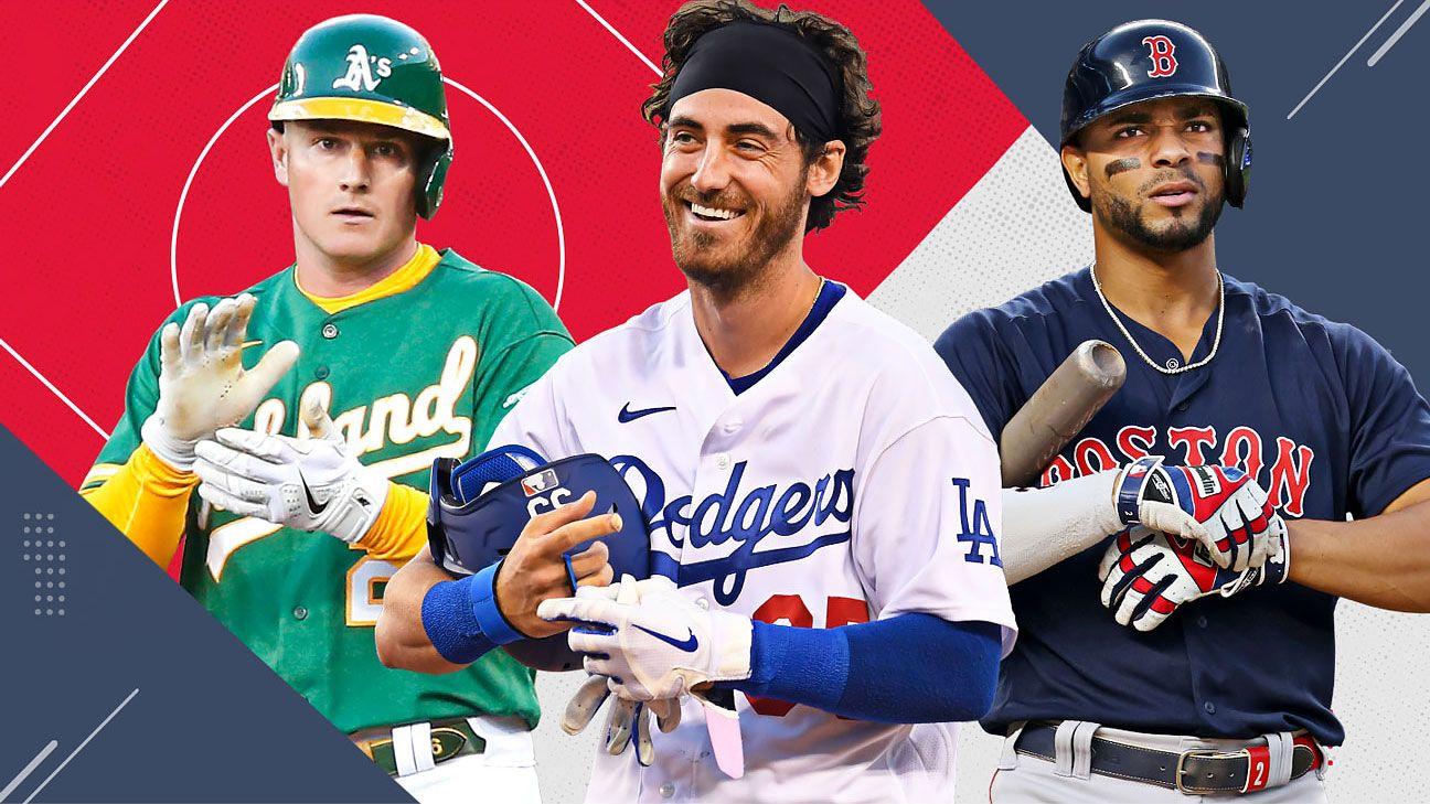 MLB Power Rankings: Who is No. 1 at the season's halfway point? thumbnail