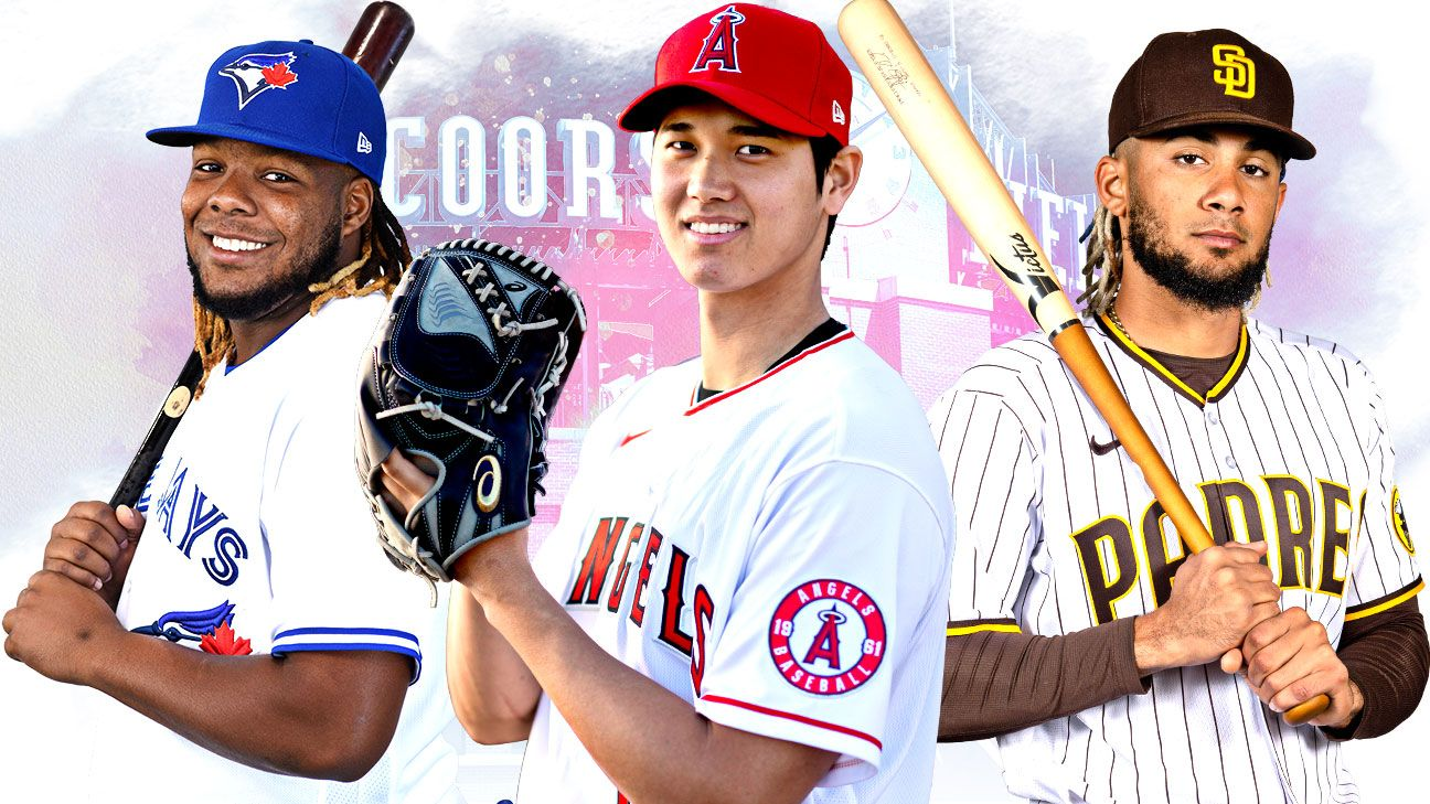 What Vlad Jr., Ohtani and Tatis do that no one else in MLB can thumbnail