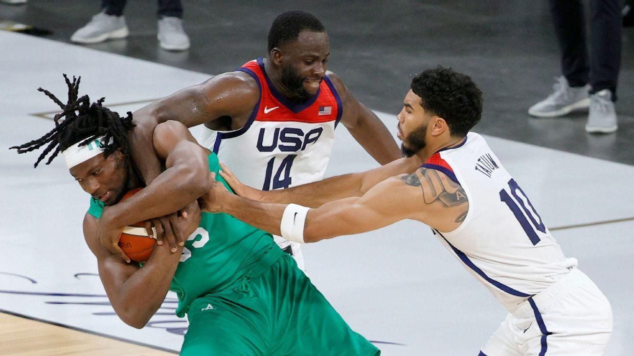 Swagger and Precious Achiuwa: How Nigeria beat Team USA thumbnail