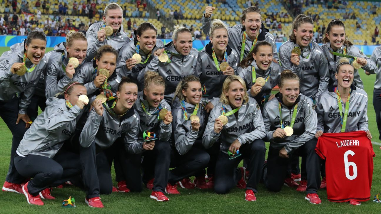Women's Olympic Games soccer bracket and fixtures schedule
