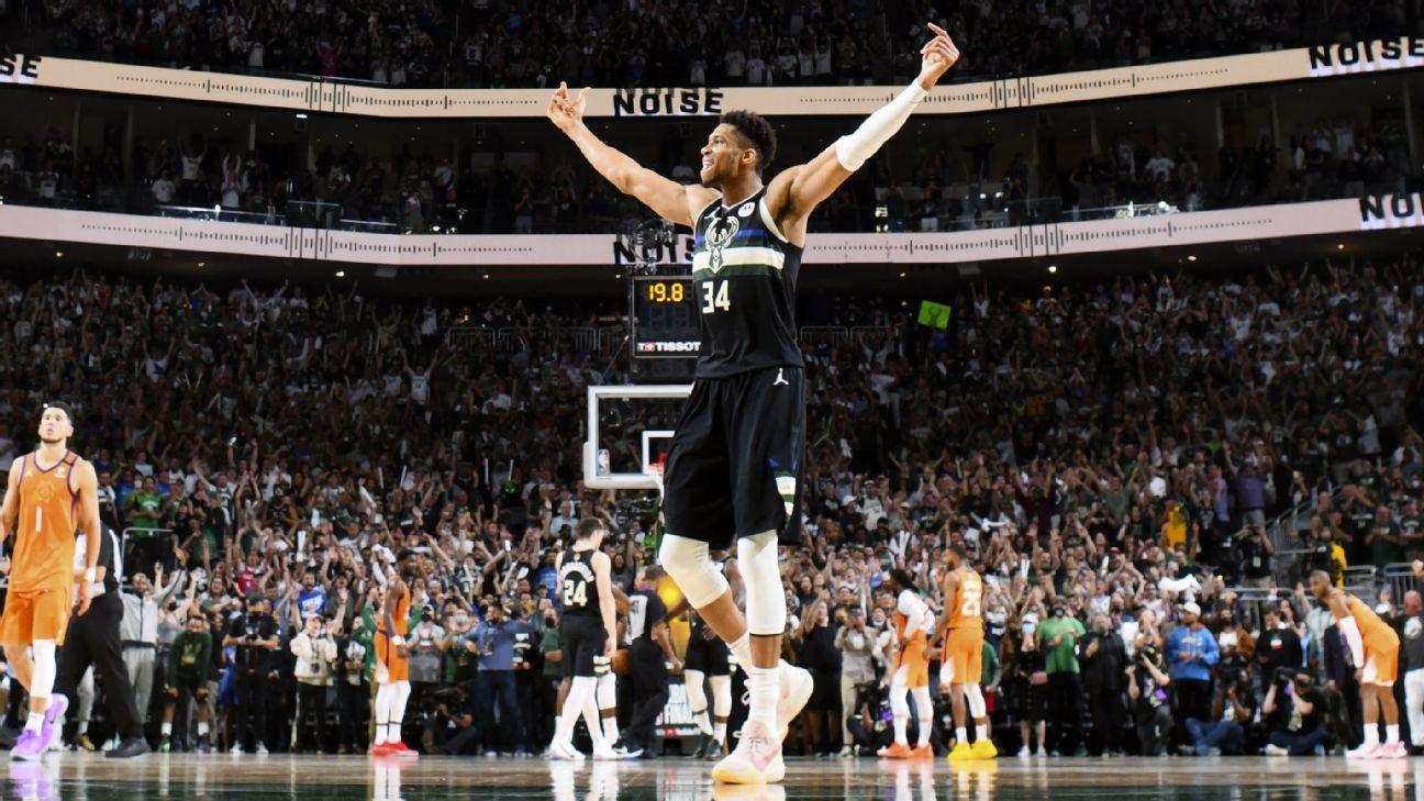 NBA Finals 2021: Complete coverage of Suns vs. Bucks